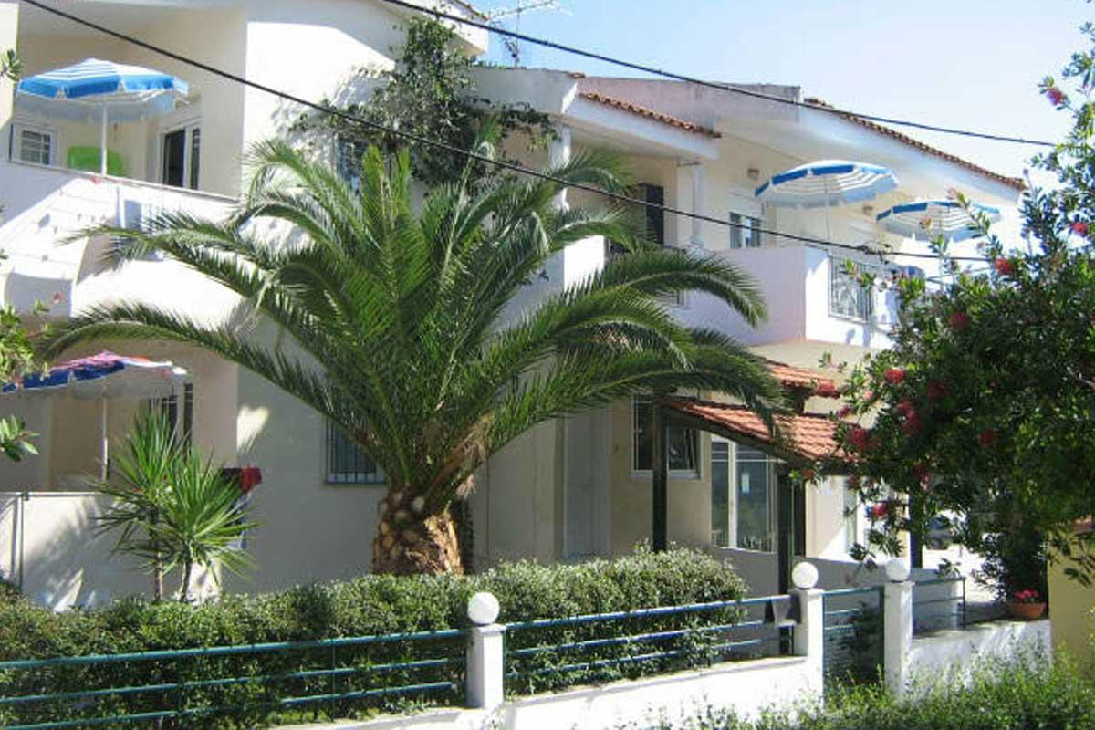 Vila Dimitris Flowers - Pefkohori, Kasandra, Halkidiki, Grčka - Letovanje - AquaTravel.rs