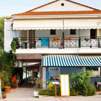 Vila Elizabeth - Golden Beach, Tasos, Grčka - Letovanje - AquaTravel.rs