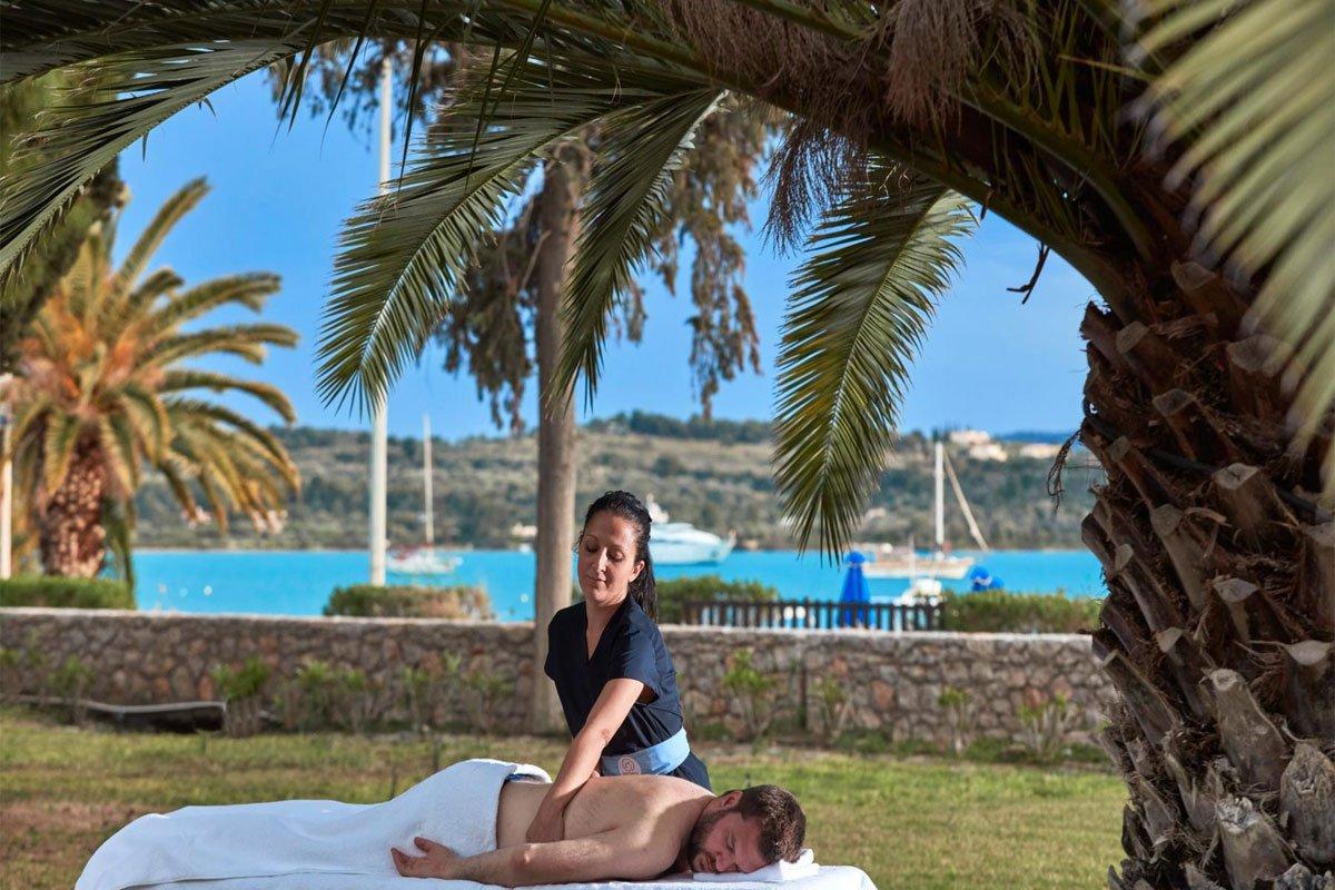 Aks Porto Heli masaža