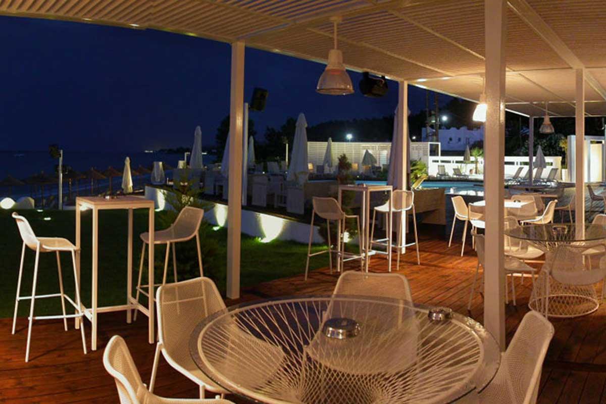 Al Mare hotel kafe