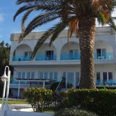 Al Mare hotel letovanje u Polihrono