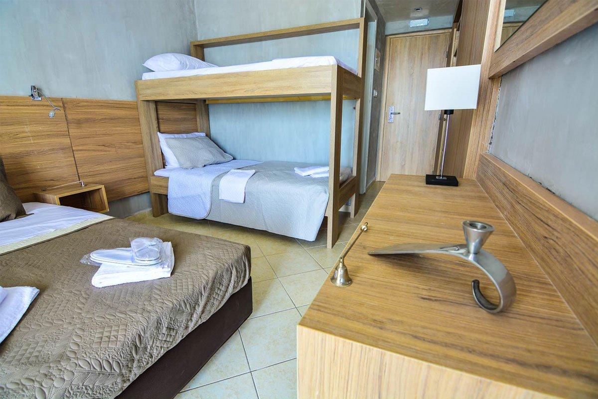 Aqua Mare Resort kreveti na sprat