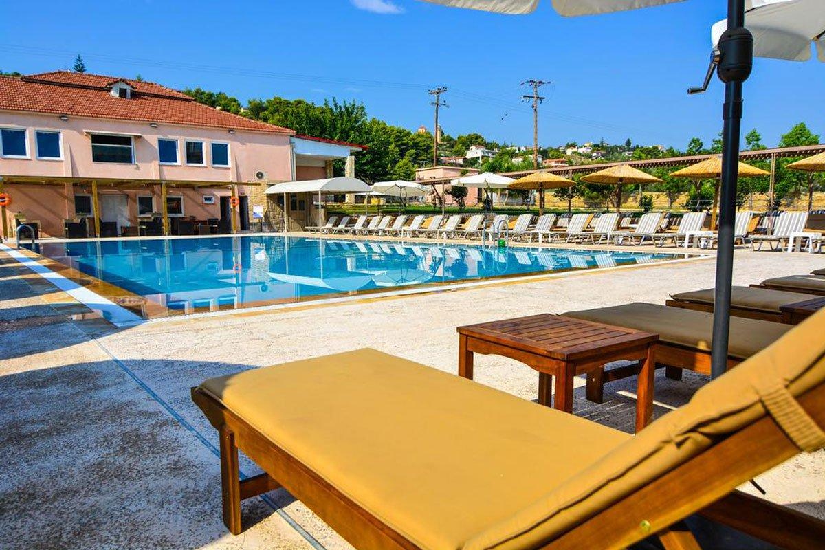 Aqua Mare Resort bazen