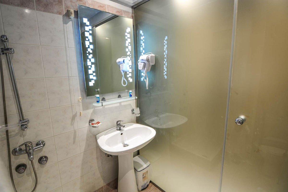 Aqua Mare Resort kupatilo
