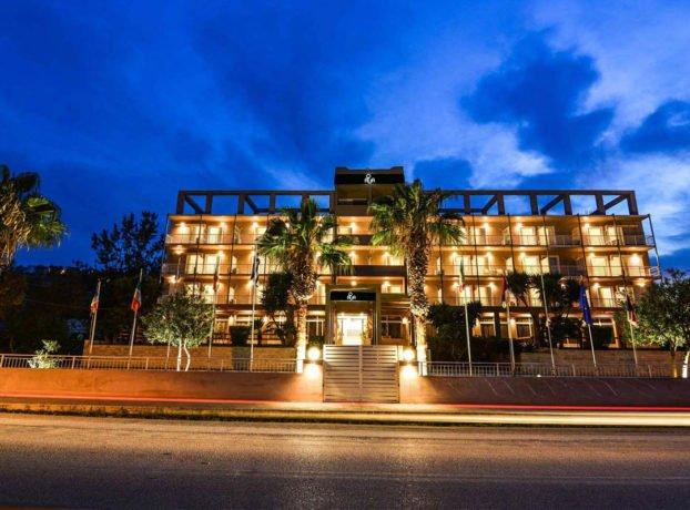 Aqua Mare Resort spolja