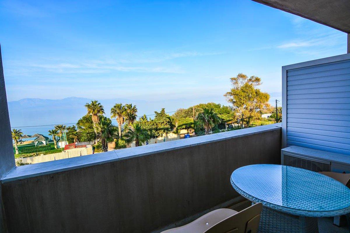 Aqua Mare Resort terasa