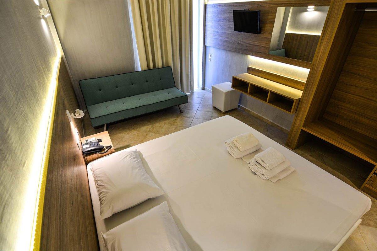 Aqua Mare Resort soba