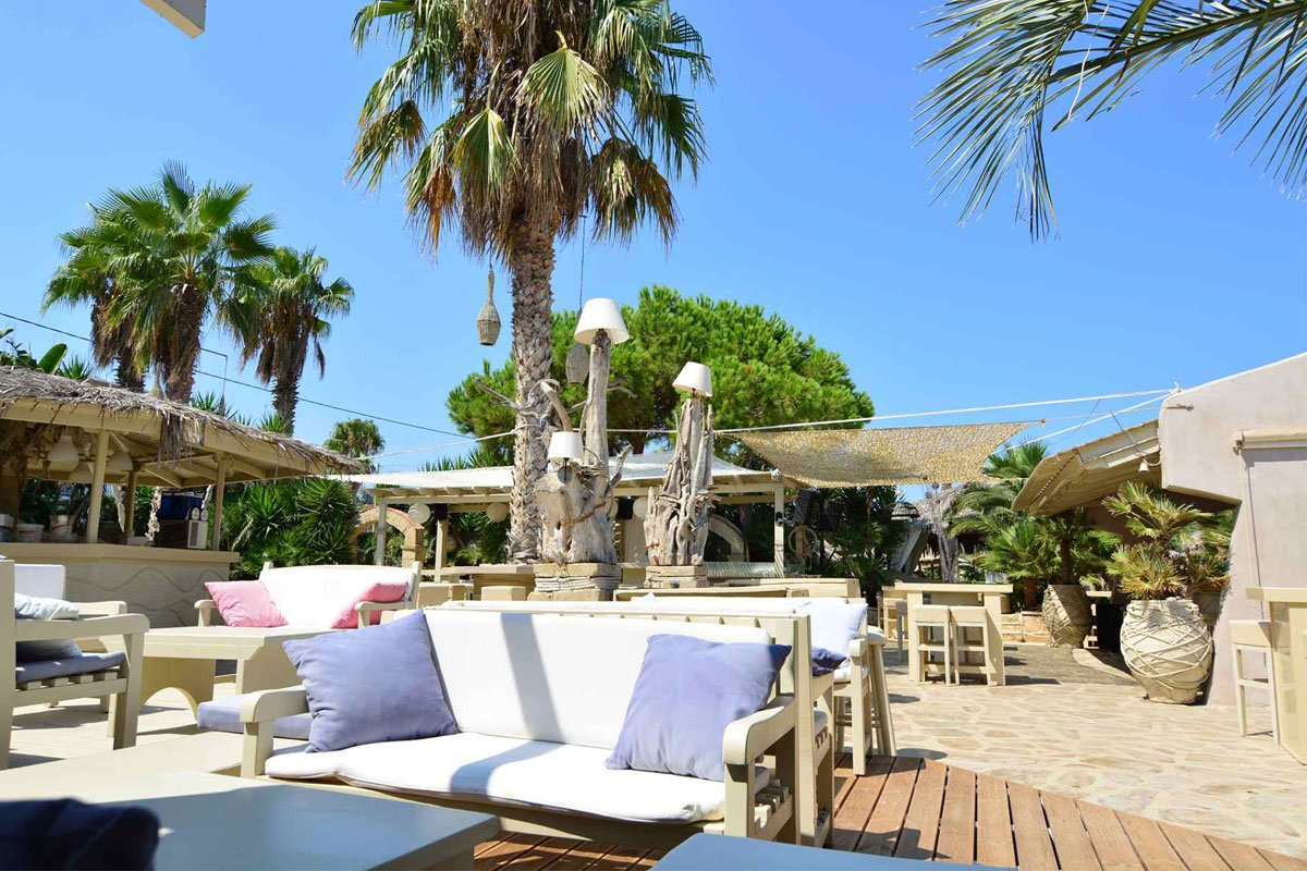 Aqua Mare Resort bašta
