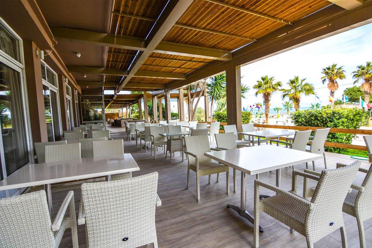 Aqua Mare Resort restoran