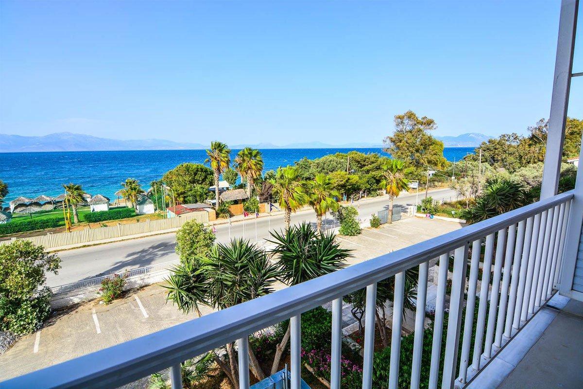 Aqua Mare Resort panoramski pogled