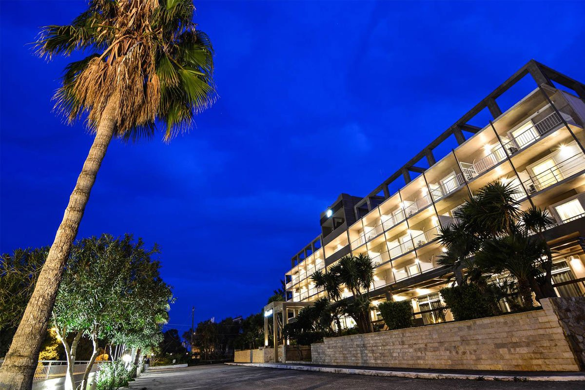Aqua Mare Resort Melisi Peloponez