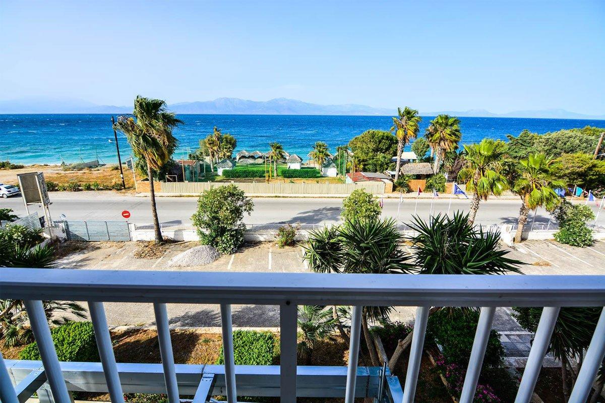 Aqua Mare Resort pogled sa terase