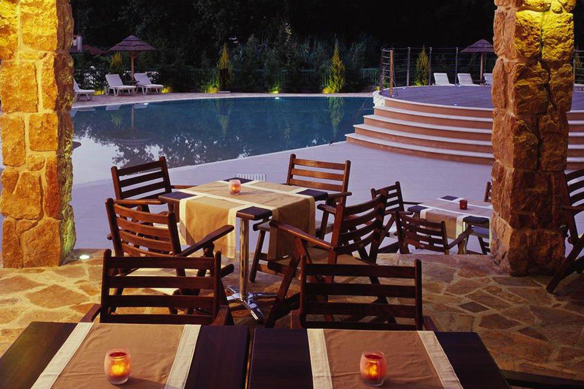 Ariti Grand hotel restoran