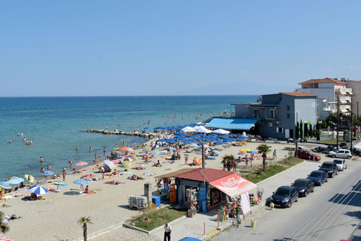 Atlantis hotel plaža