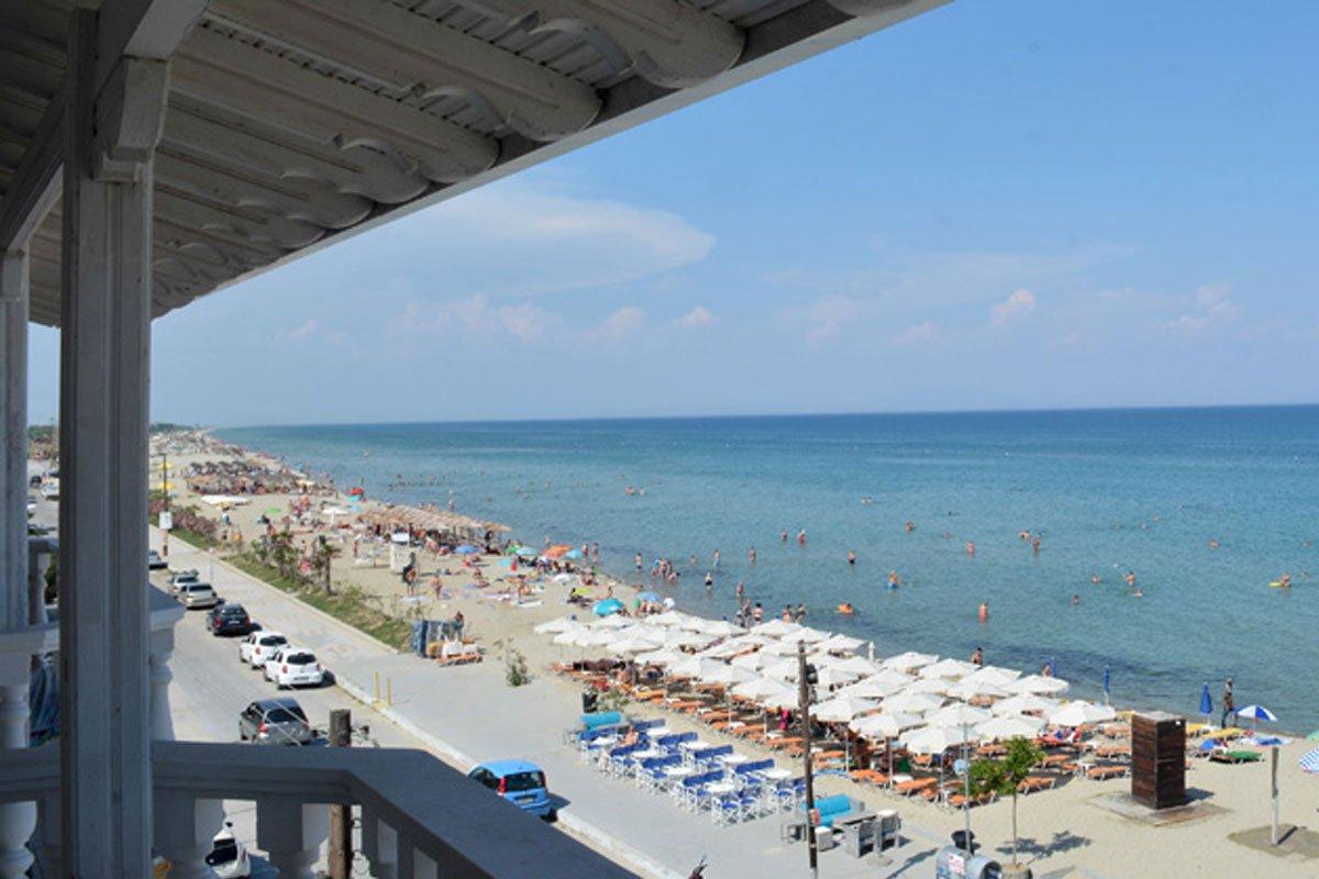 Atlantis hotel Paralia plaža