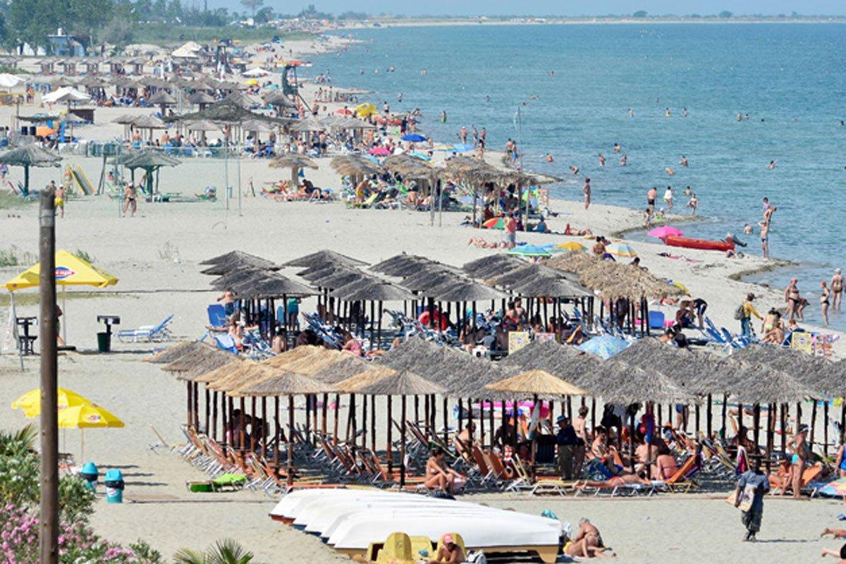 Atlantis hotel letovanje Grčka
