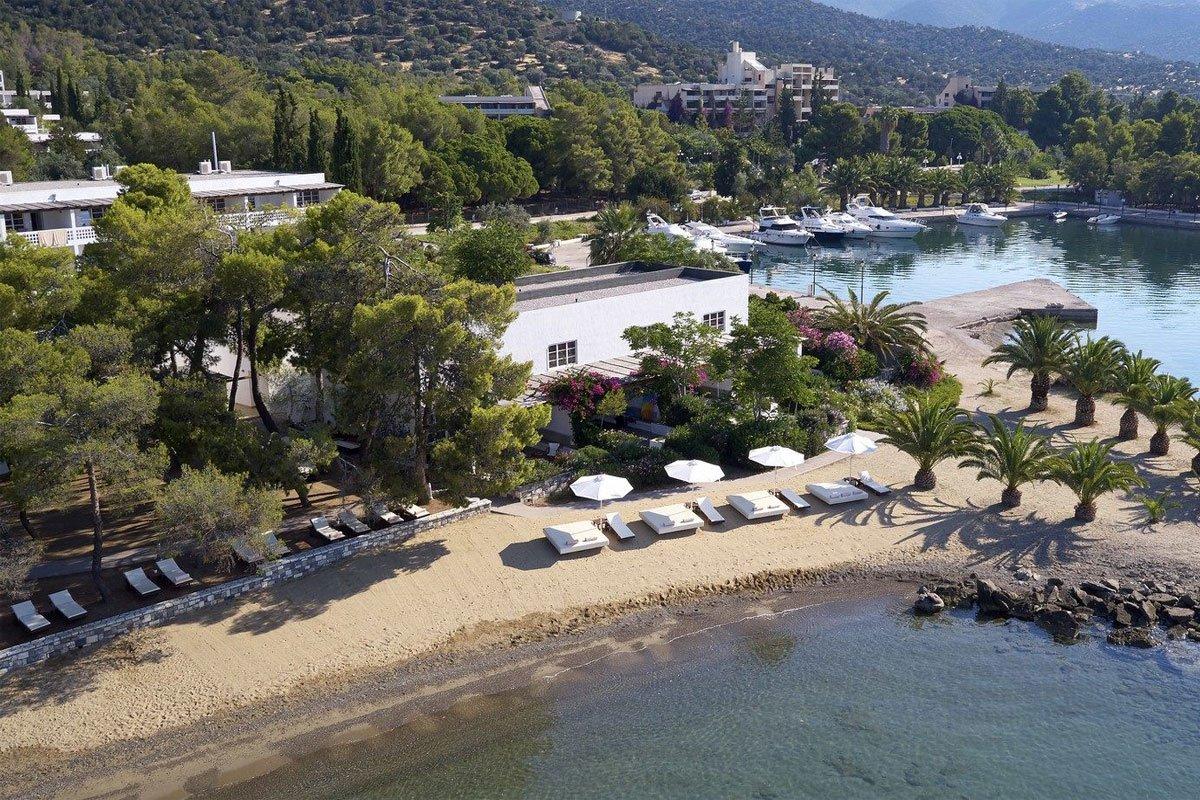 Barcelo Hydra Beach plaža Peloponez