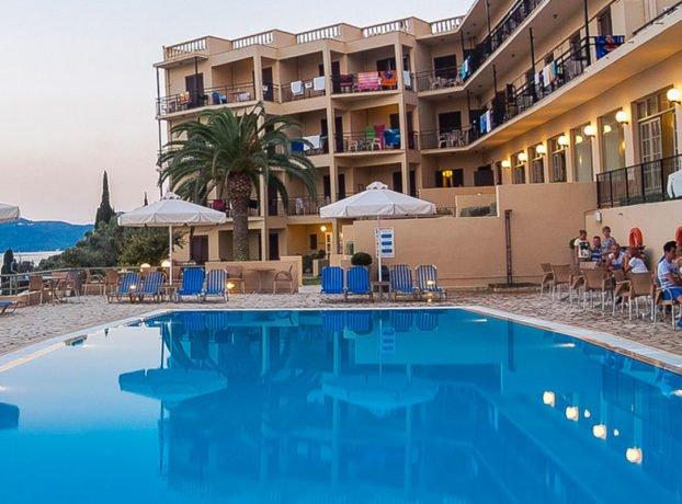 Belvedere Hotel bazen
