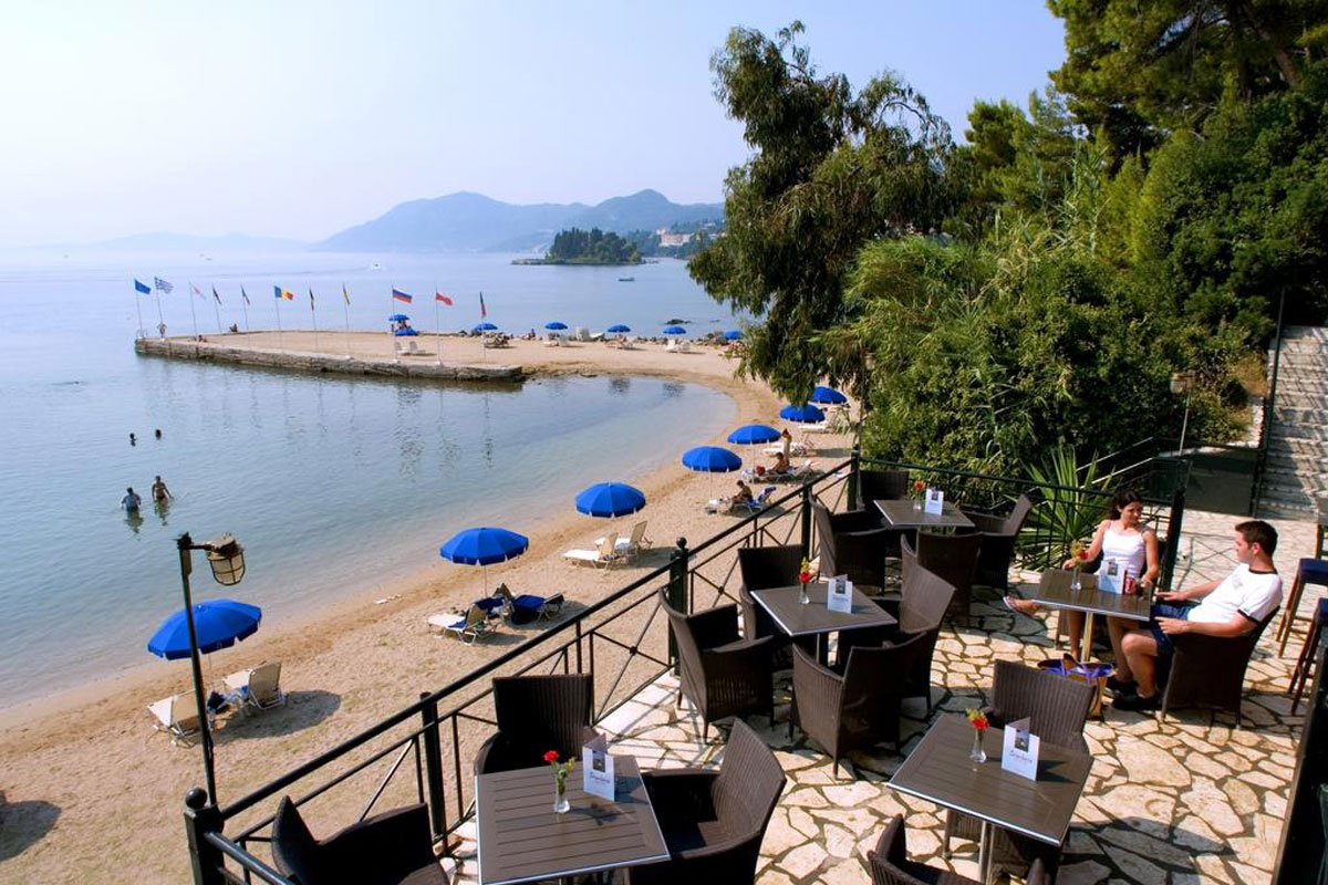 Corfu Holiday Palace plaža