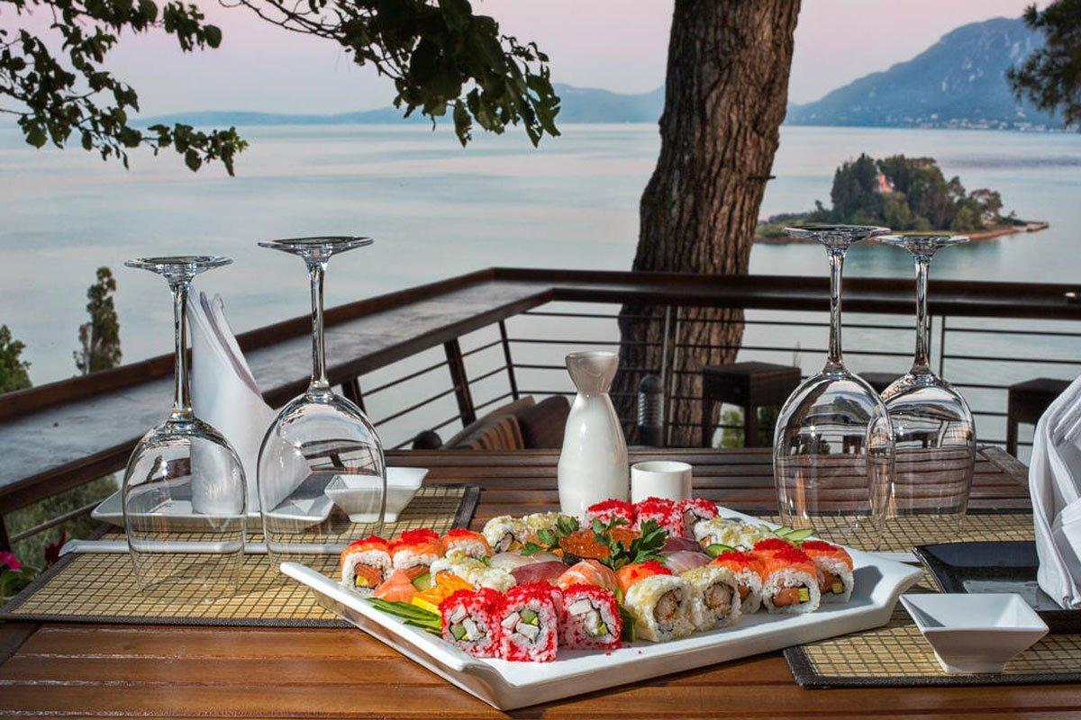 Corfu Holiday Palace restoran