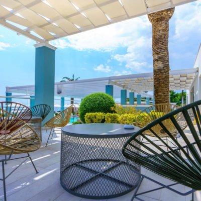 Cronwell Resort Hotel bašta