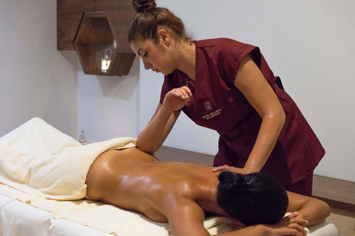 Cronwell Resort Hotel masaža