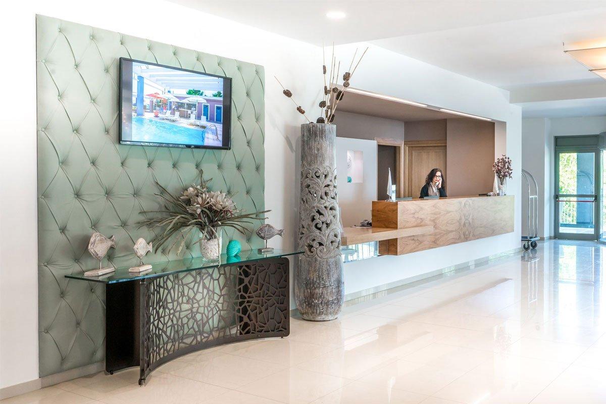 Cronwell Resort Hotel recepcija
