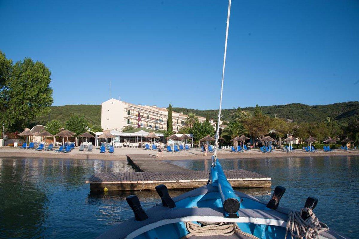 Delfinia hotel letovanje na Krfu