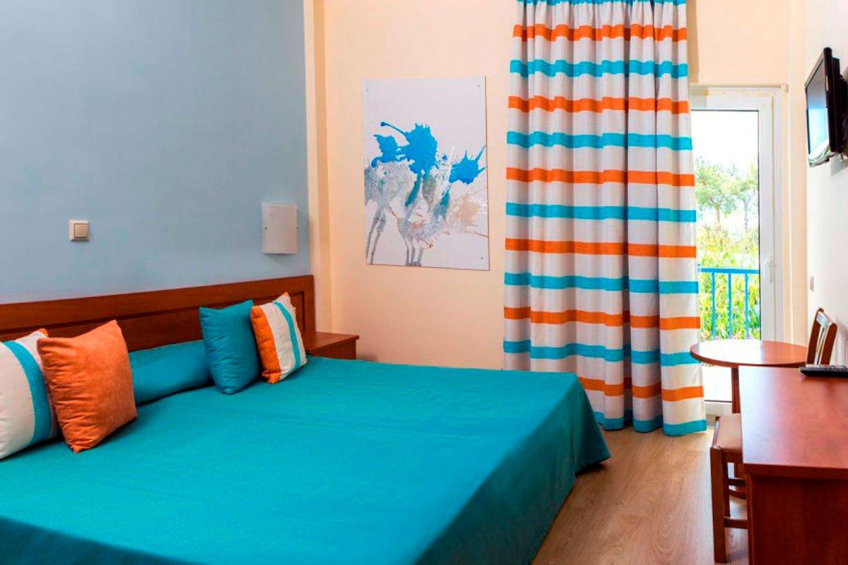 Delphi Beach hotel apartman