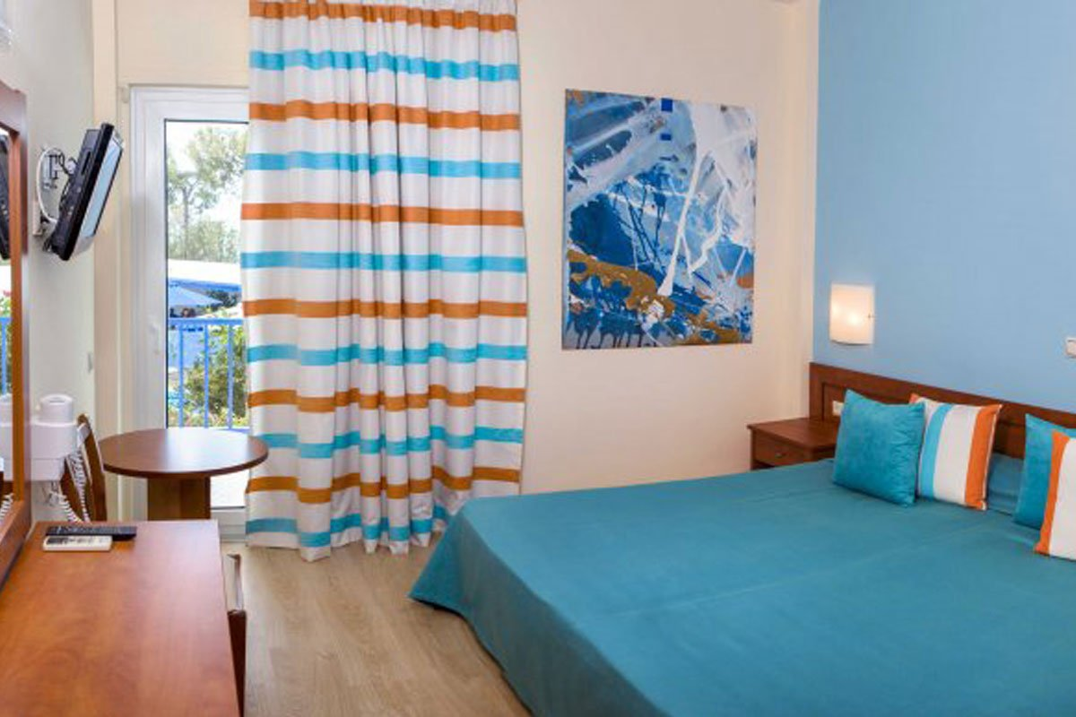 Delphi Beach hotel smeštaj