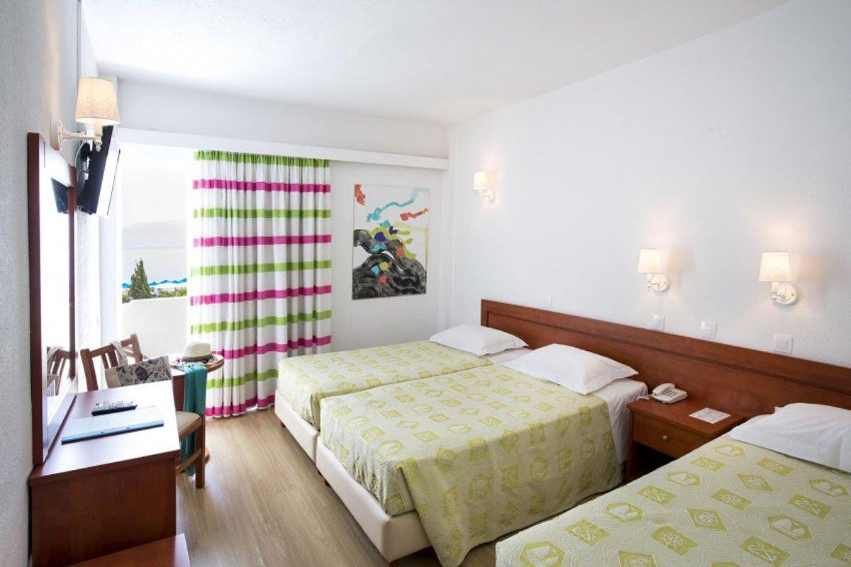 Delphi Beach hotel apartmani