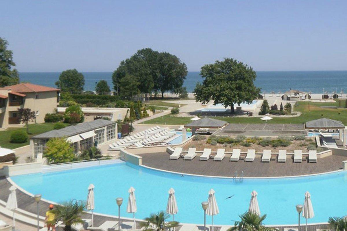Dion Palace Hotel bazen