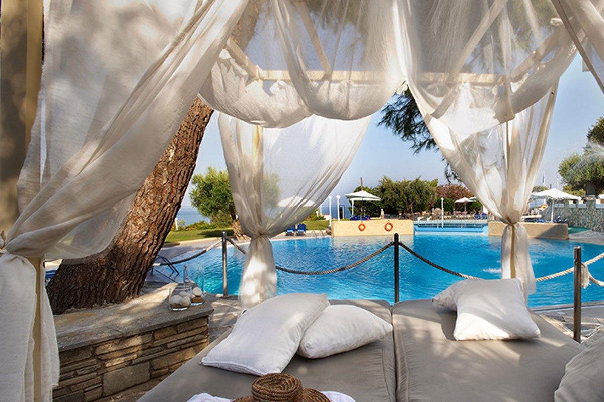Elea Beach Hotel letovanje Sitonija
