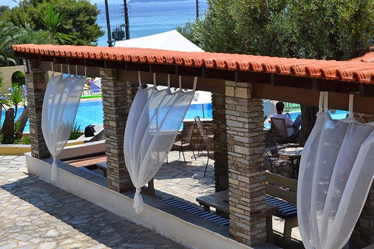 Elea Beach Hotel smeštaj