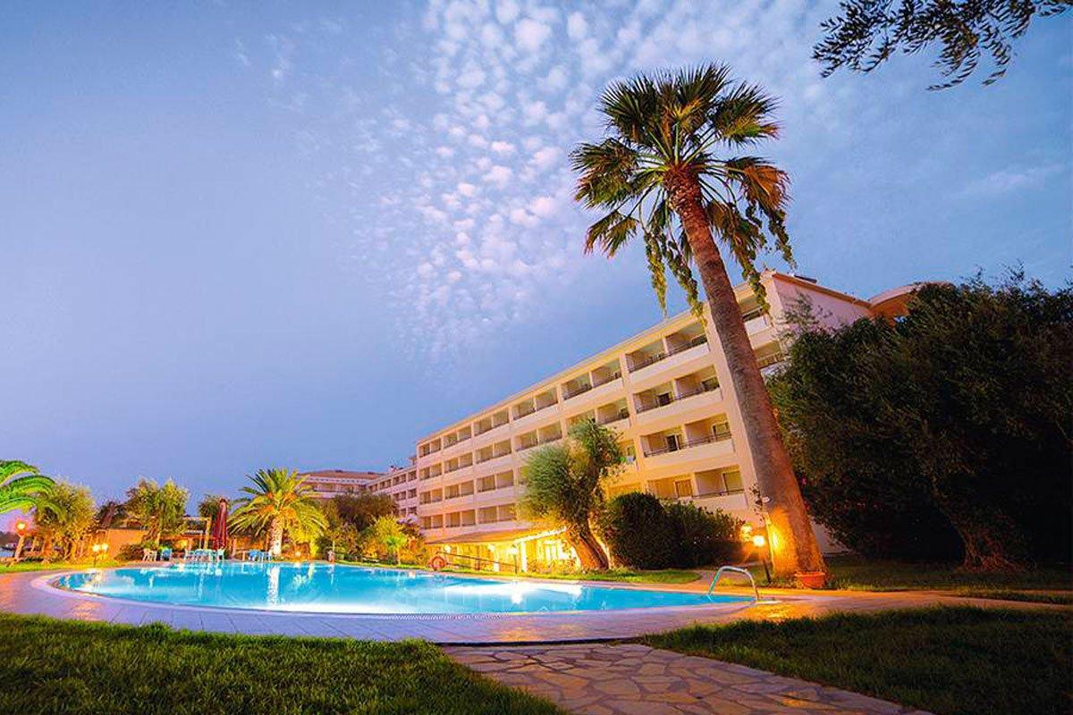 Elea Beach Corfu hotel na Krfu