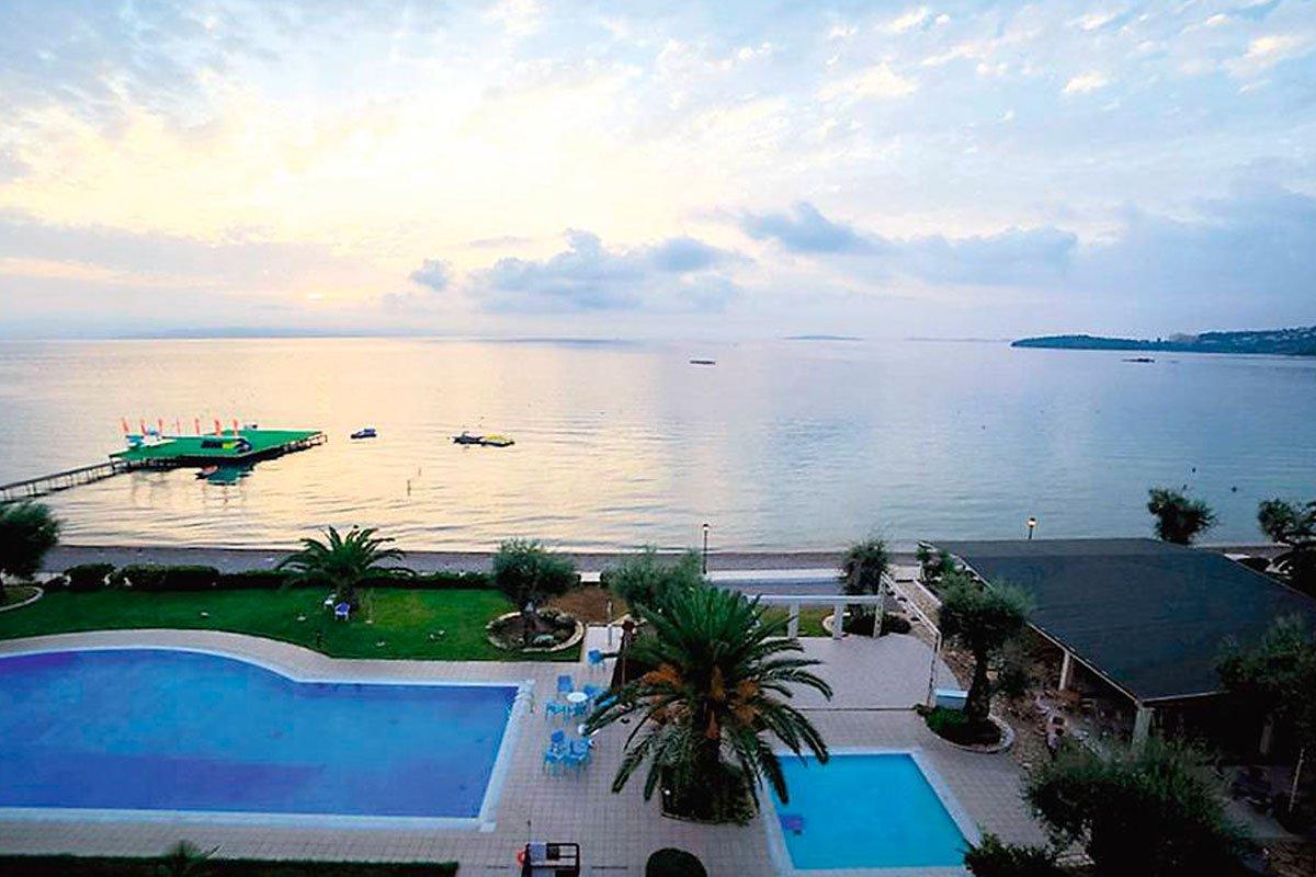 Elea Beach Corfu plaža