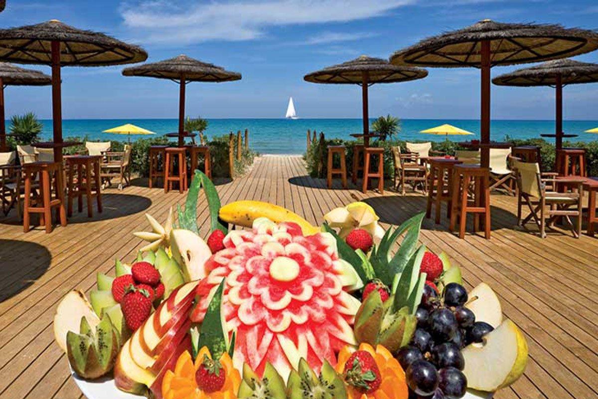 Gelina Village & Aqua Park beach bar