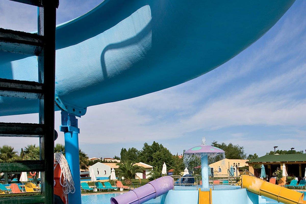 Gelina Village & Aqua Park tobogani