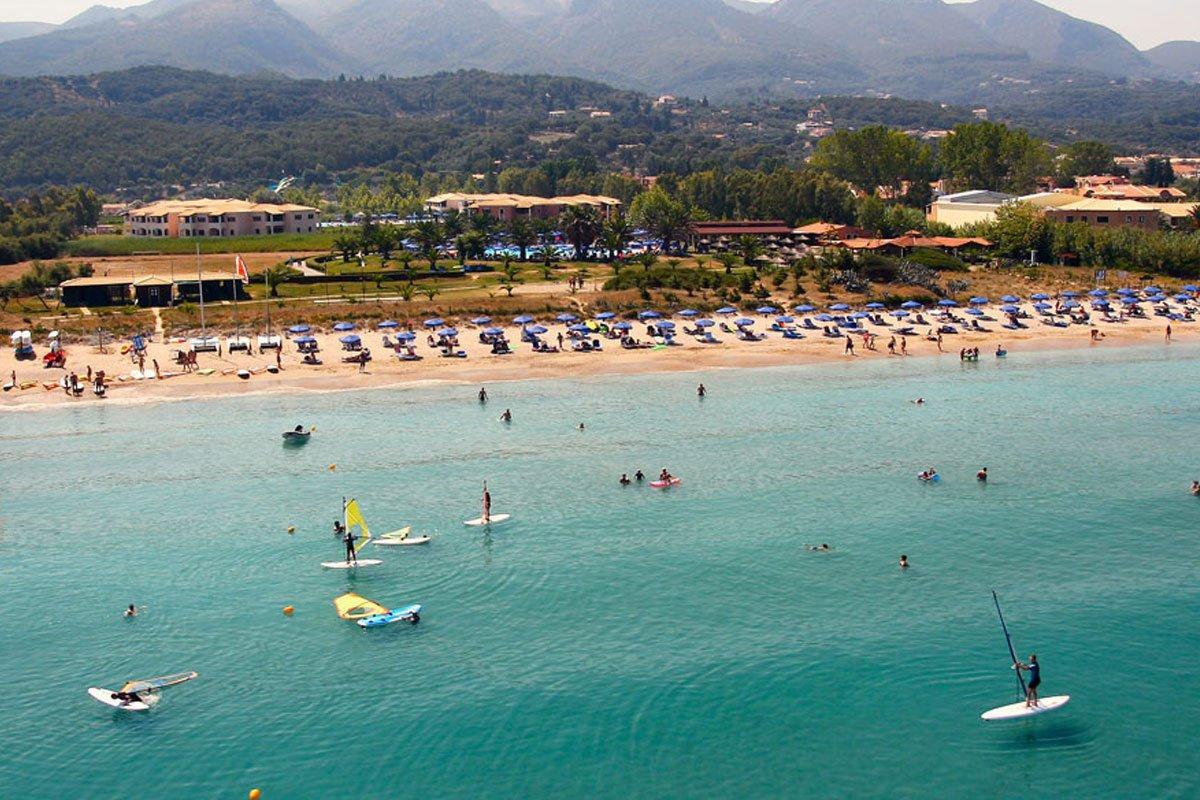 Gelina Village & Aqua Park plaža