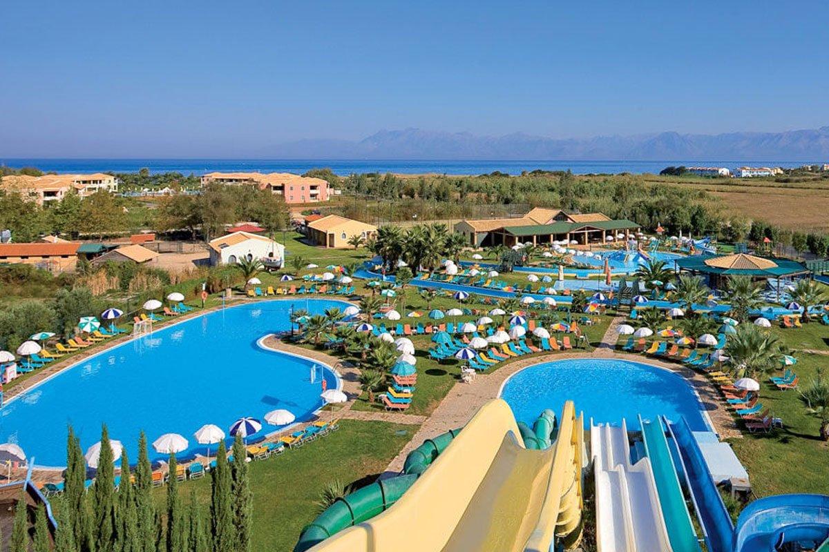Gelina Village & Aqua Park panorama