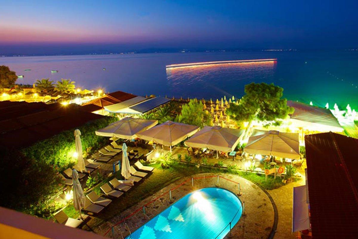 Grand Otel hotelski smeštaj u Grčkoj