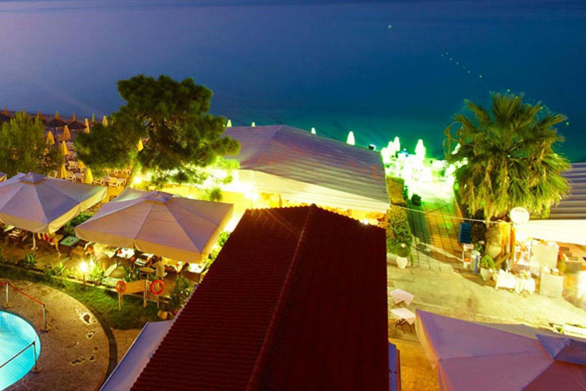 Grand Otel leto na Halkidikiju