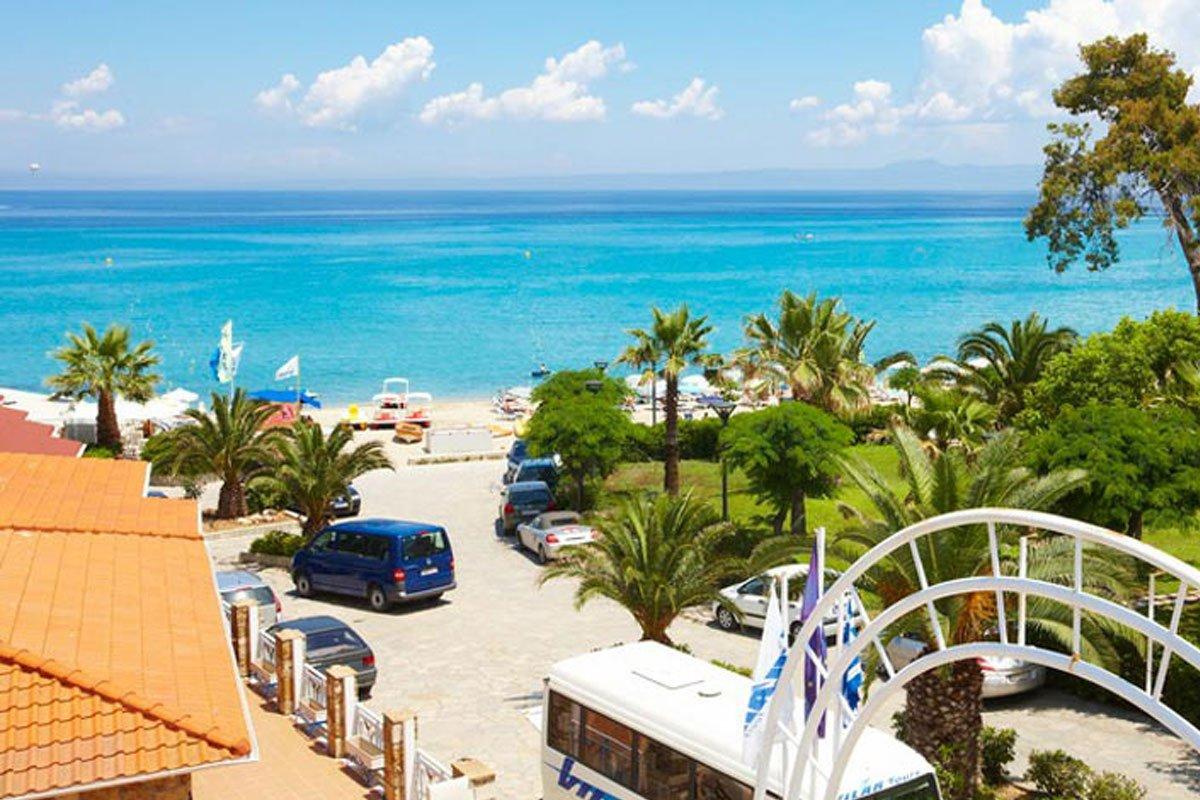 Grand Otel odmor u Grčkoj