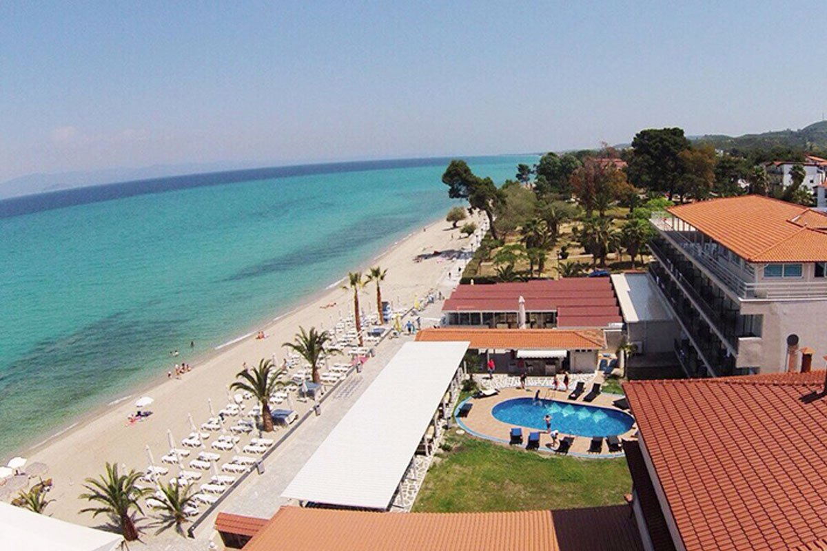 Grand Otel plaža Kasandra