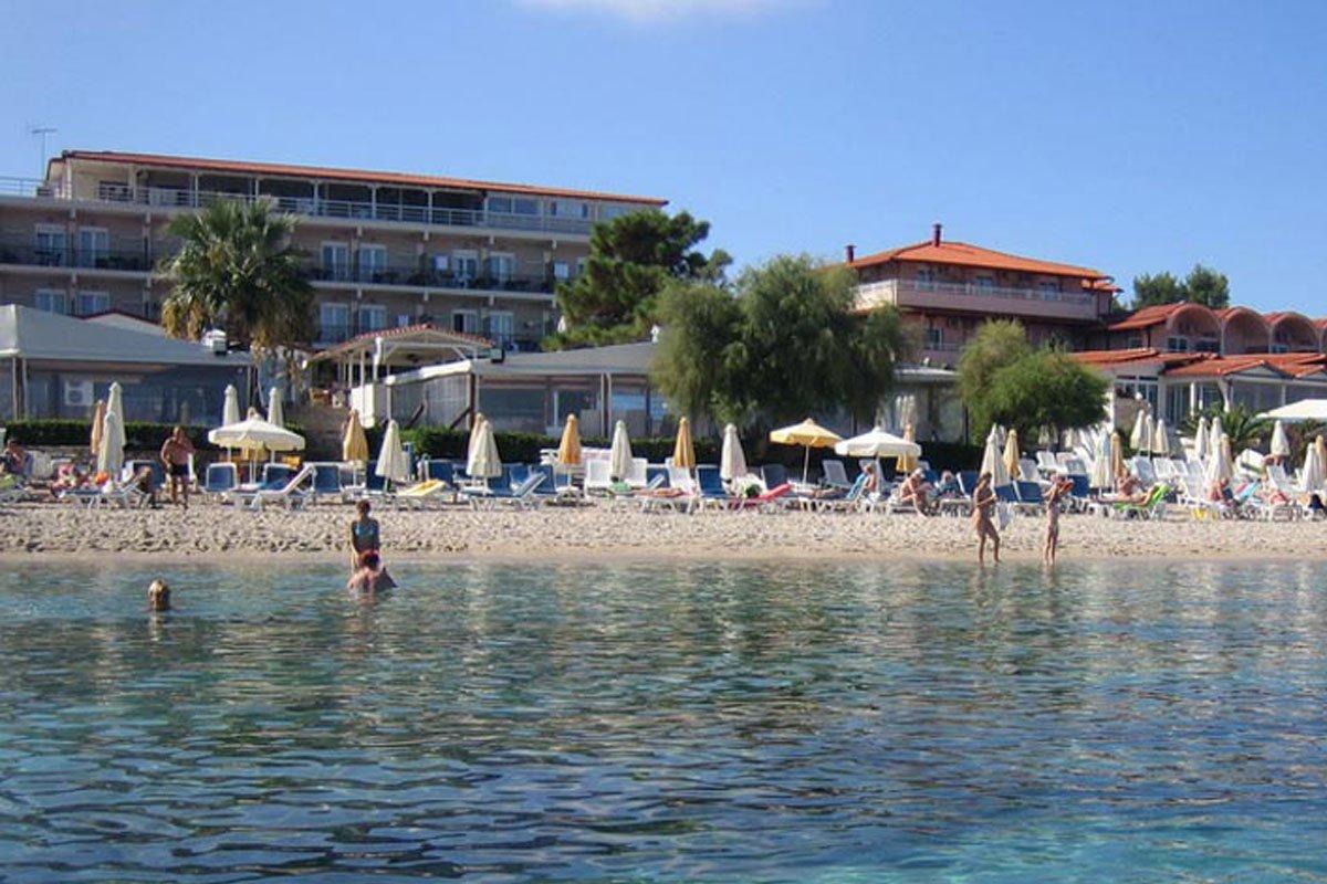 Grand Otel plaža