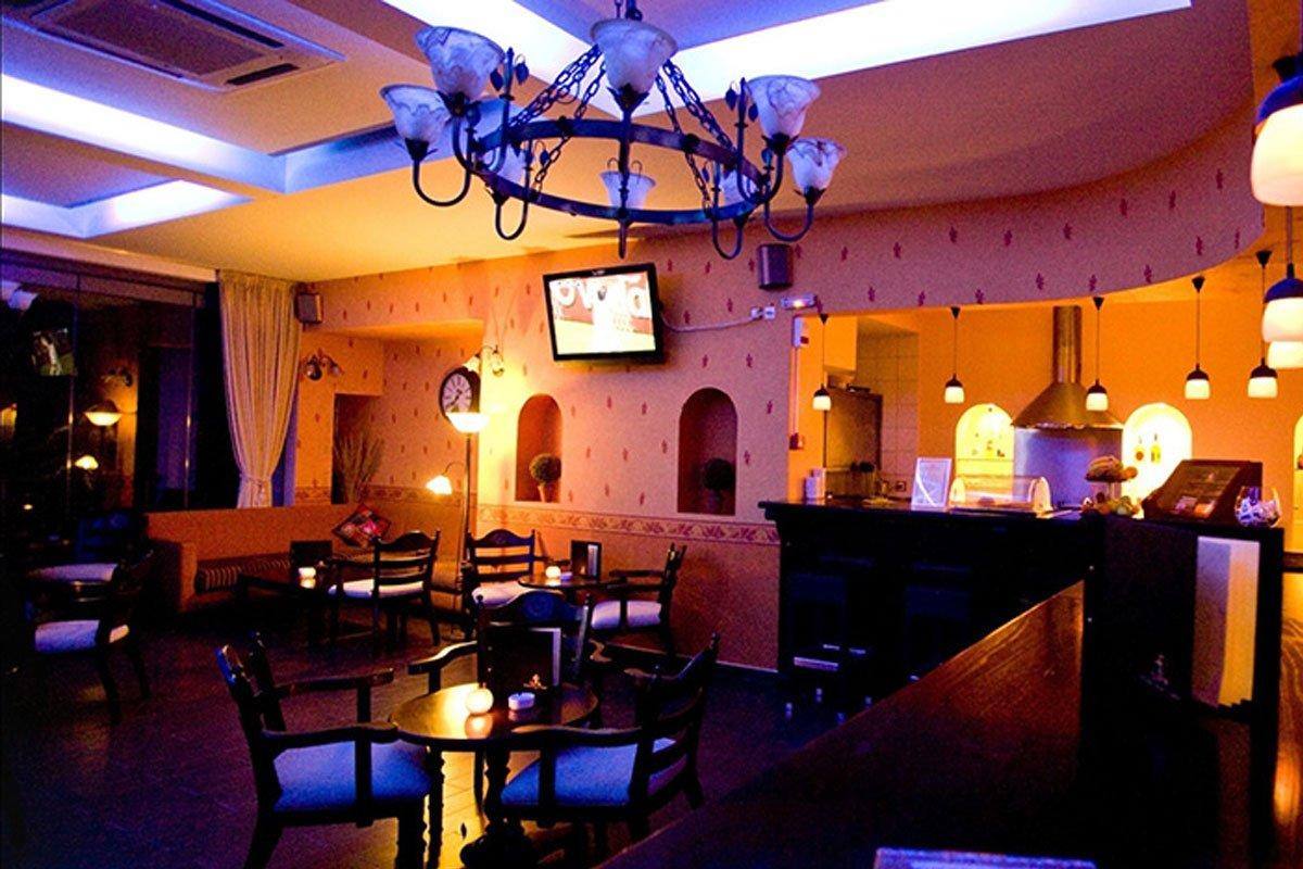 Athena Palace Village kafe bar