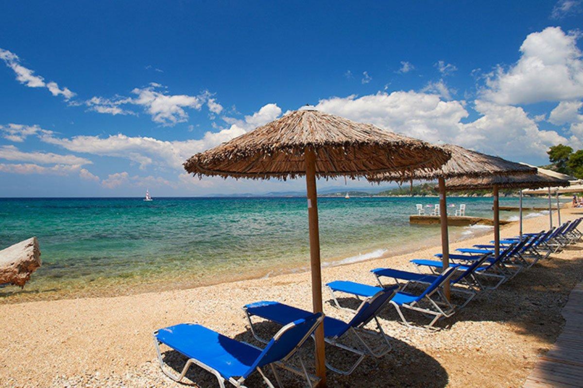 Athena Palace Village plaža
