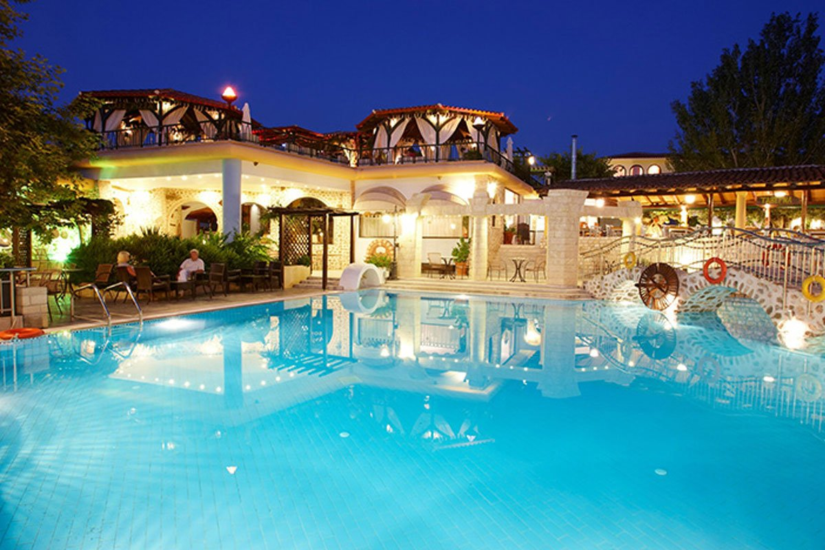 Athena Palace Village rezervacije