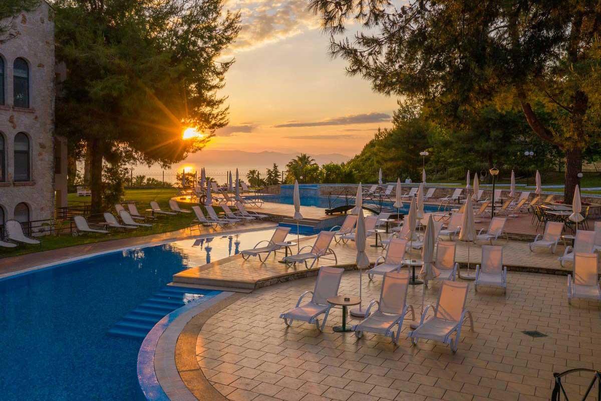 Hotel Lesse odmor na Halkidikiju