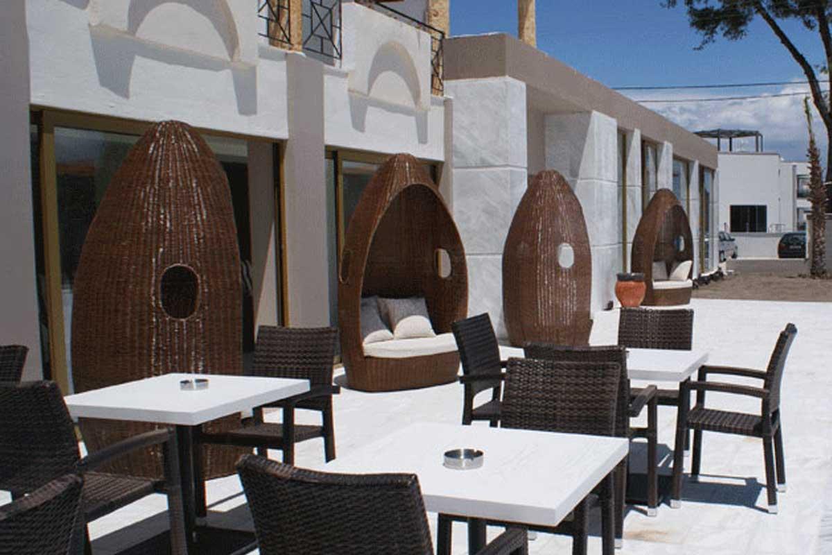 Hotel Melathron bar
